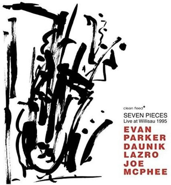 Seven Pieces: Live At Willisau 1995 (Spa)