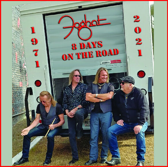 Foghat - 8 Days On The Road (W/DVD) (2pk)