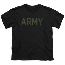 Army Type Short Sleeve Youth T-Shirt