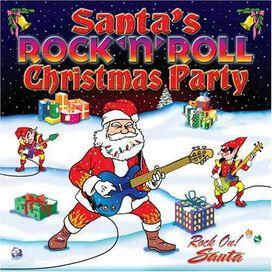 Various Artists - Santa's Rock N Roll Christmas Party