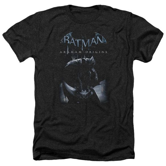 Batman Arkham Origins Perched Cat Adult Heather