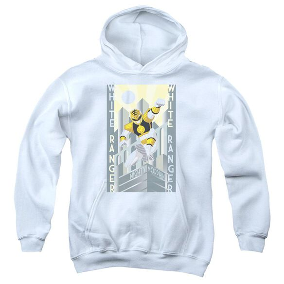 Power Rangers Ranger Deco Youth Pull Over Hoodie