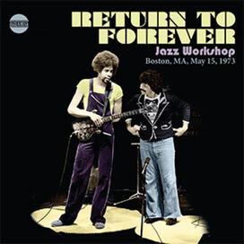 Return to Forever - Jazz Workshop, Boston, MA, May 15 1973