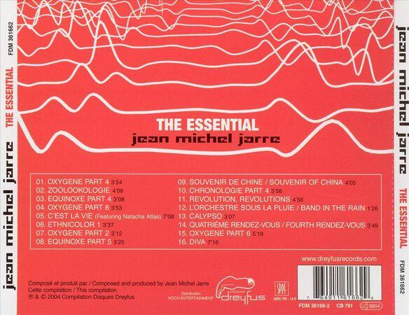 Essential Jean Michel Jar