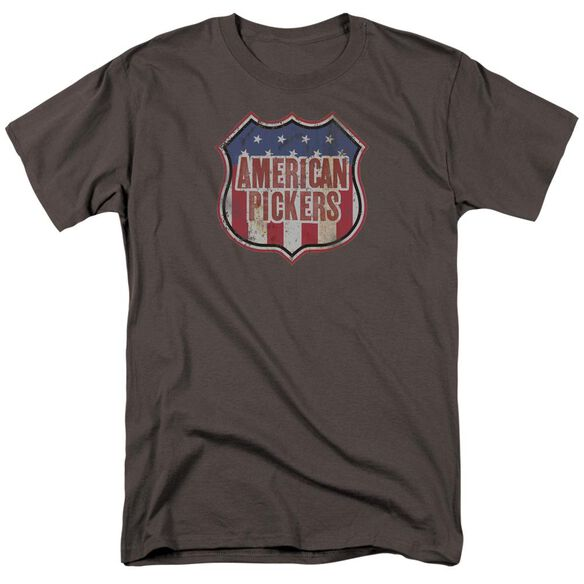 American Pickers Vintage Sign Short Sleeve Adult T-Shirt