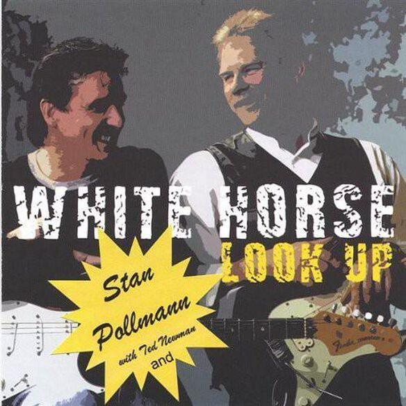 Stan Pollmann With Ted Newman & White Horse
