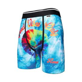 Bob Ross Good Vibes Boxers