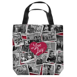 I Love Lucy Time After Time Tote Bag