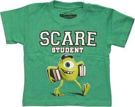 Monsters University Scare Student Toddler T-Shirt