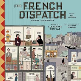 French Dispatch/ O.S.T. - The French Dispatch (Original Soundtrack)