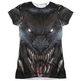Zenoscope Werewolf Short Sleeve Junior Poly Crew T-Shirt