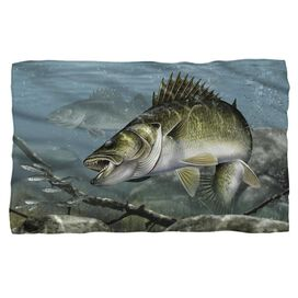 Wild Wings Feeding Frounds 2 Woven Throw