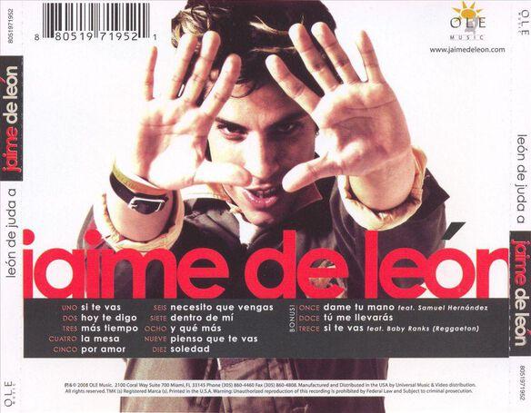Leon De Juda A 1005