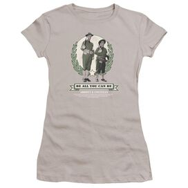 Abbott & Costello Be All You Can Be Premium Bella Junior Sheer Jersey