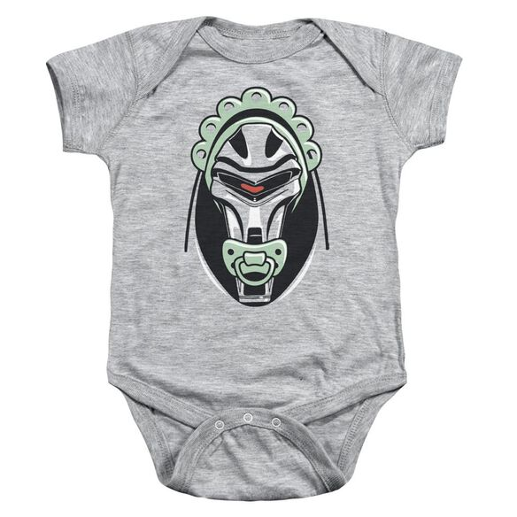 Battlestar Galactica (New) Baby Cylon Infant Snapsuit Athletic Heather