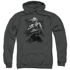 Scott Weiland Weiland On Stage Adult Pull Over Hoodie