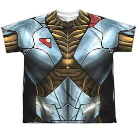 Xo Manowar Xo Armor Short Sleeve Youth Poly Crew T-Shirt