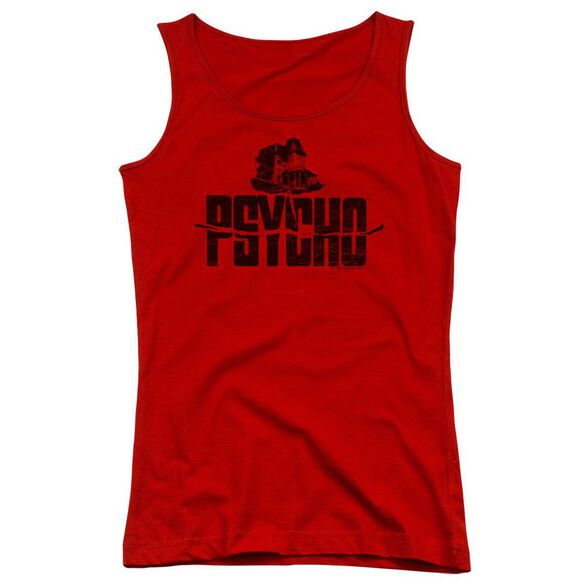 Psycho House On The Hill Juniors Tank Top