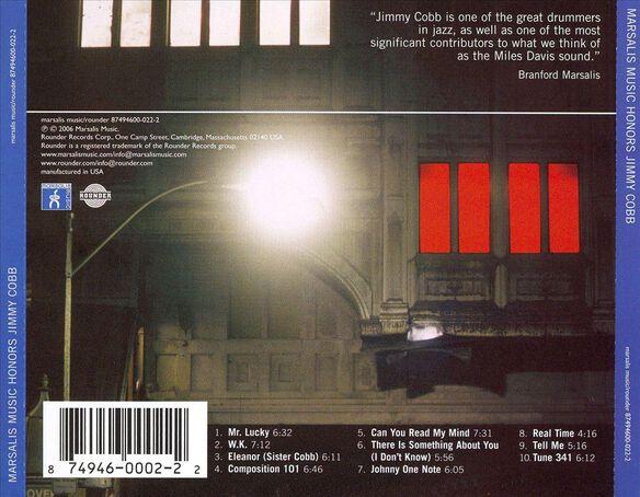 Marsalis Music Honor 0306