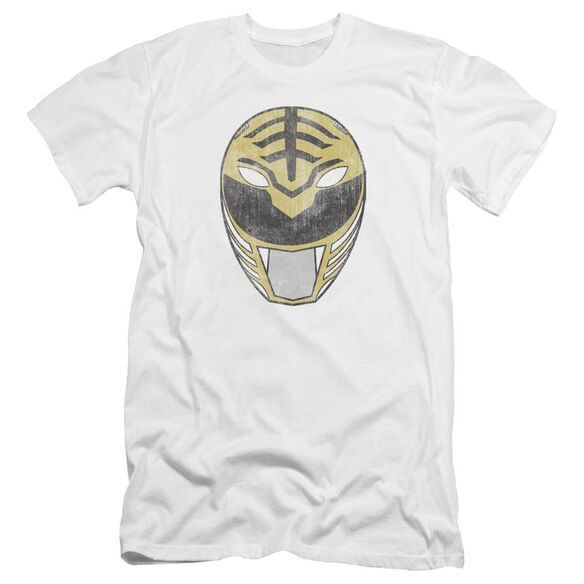 Power Rangers Ranger Mask Premuim Canvas Adult Slim Fit