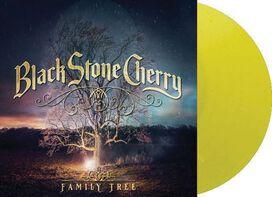 Black Stone Cherry - Family Tree [Exclusive Gold Vinyl]