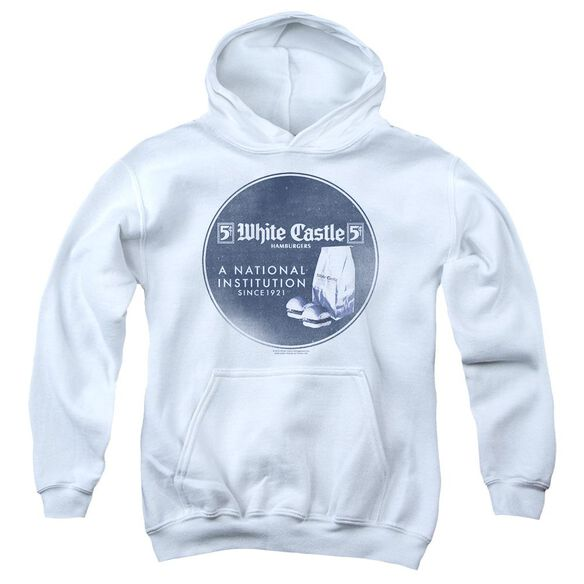 Castle National Institution Youth Pull Over Hoodie
