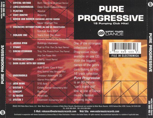 Pure Progressivr 0204