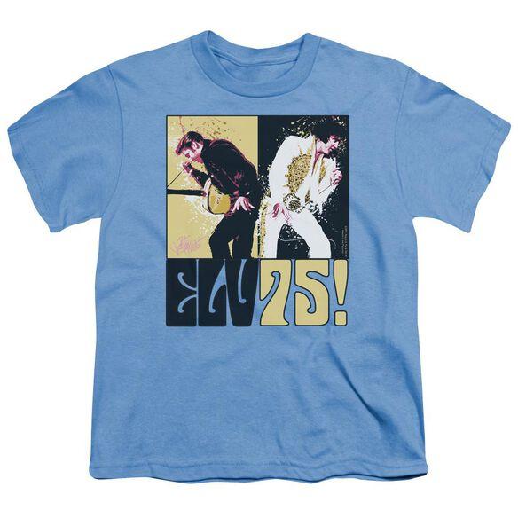 Elvis Still The King Short Sleeve Youth Carolina T-Shirt