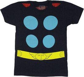 Thor Comic Suit T-Shirt
