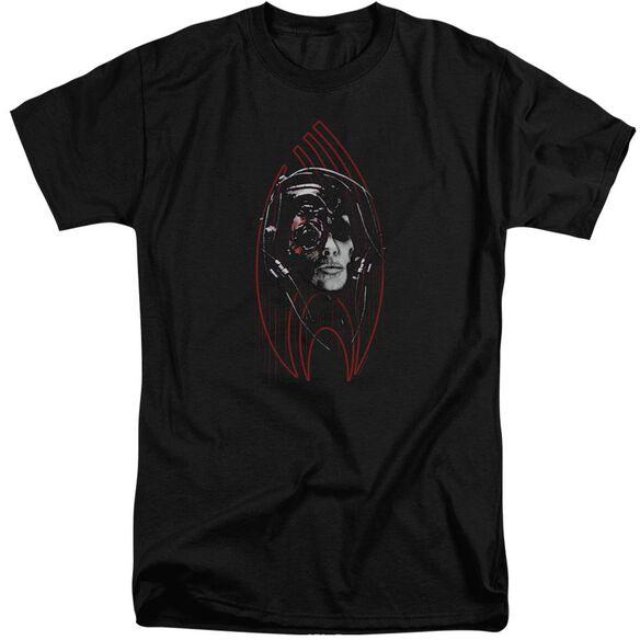 Star Trek Borg Construct Short Sleeve Adult Tall T-Shirt