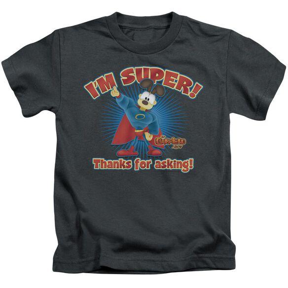 Garfield Super Short Sleeve Juvenile T-Shirt