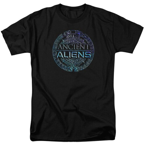 Ancient Aliens Symbol Logo Short Sleeve Adult T-Shirt