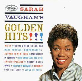 Sarah Vaughan - Golden Hits - Sarah Vaughan
