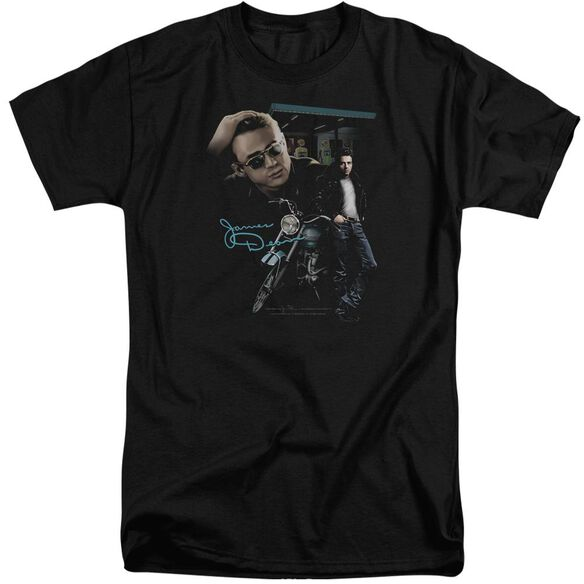 Dean Pit Stop Short Sleeve Adult Tall T-Shirt