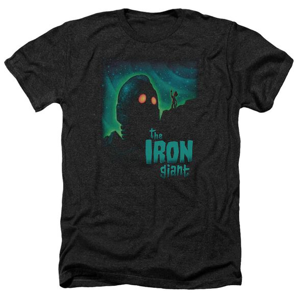 Iron Giant Look To The Stars Adult Heather