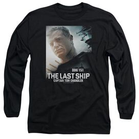 Last Ship Captain Long Sleeve Adult T-Shirt