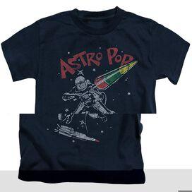 Astro Pop Space Joust Short Sleeve Juvenile T-Shirt