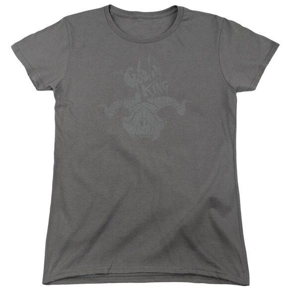 The Hobbit Golin King Symbol Short Sleeve Womens Tee T-Shirt