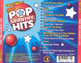 Various Artists - Drew's Famous Kids Pop Country Hits