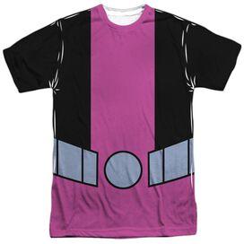 Teen Titans Go Beast Boy Uniform Short Sleeve Adult Poly Crew T-Shirt