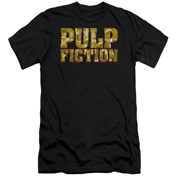 Pulp Fiction Pulp Logo Short Sleeve Adult T-Shirt