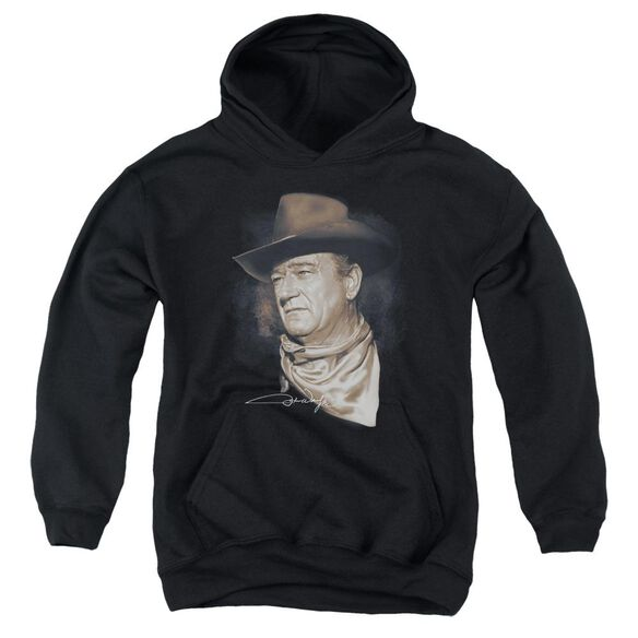 John Wayne The Duke Youth Pull Over Hoodie