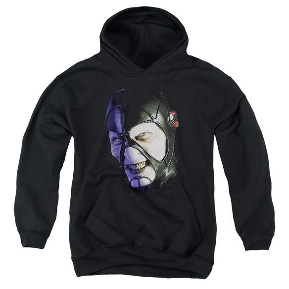 Farscape Keep Smiling Youth Pull Over Hoodie