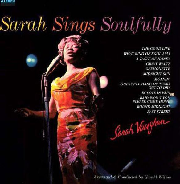 Sarah Sings Soulfully (Shm) (Jpn)
