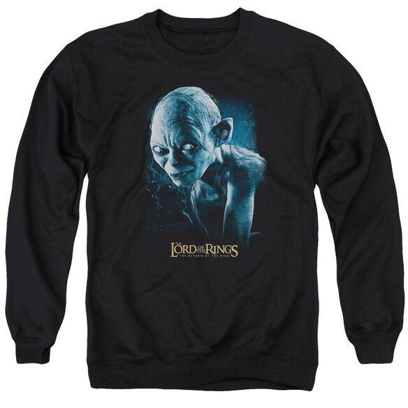 Lor Sneaking Adult Crewneck Sweatshirt