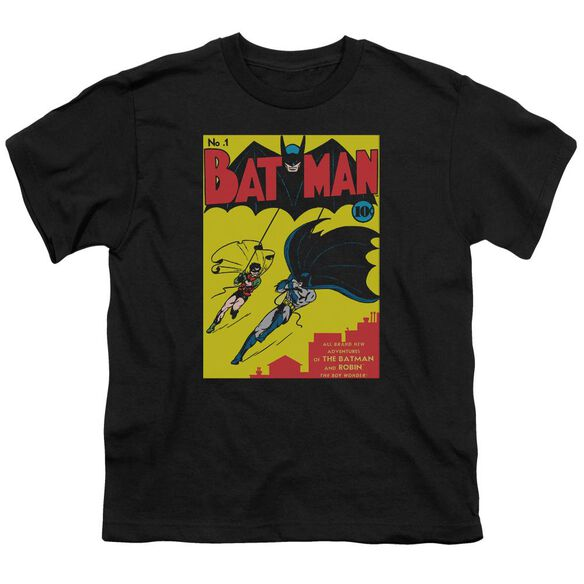 Batman Batman First Short Sleeve Youth T-Shirt