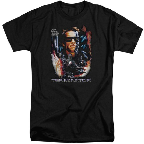 Terminator Your Future Short Sleeve Adult Tall T-Shirt