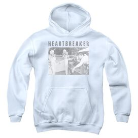 Elvis Presley Heartbreaker Youth Pull Over Hoodie