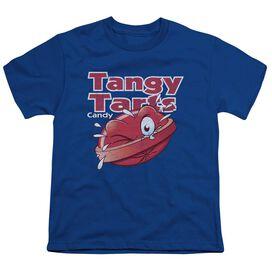 Dubble Bubble Tangy Tarts Short Sleeve Youth Royal T-Shirt