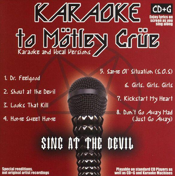 Karaoke To Motley Crue